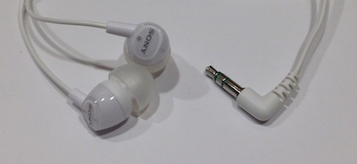 Nickel free Sony headphones